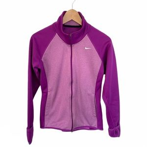 Nike Therma Fit Full Zip Running Jacket, S